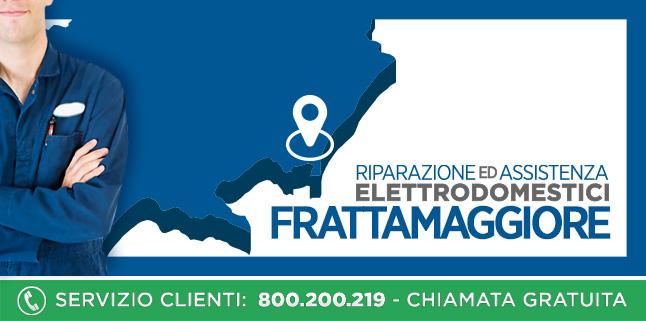 Assistenza e Riparazioni Rapide e Veloci Elettrodomestici di tutte le marche a Frattamaggiore - Napoli