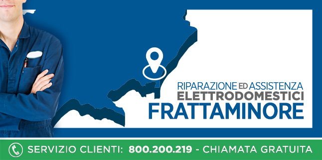 Assistenza e Riparazioni Rapide e Veloci Elettrodomestici di tutte le marche a Frattaminore - Napoli