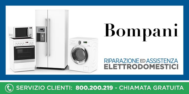 Assistenza e Riparazioni Rapide e Veloci Elettrodomestici Bompani a Napoli, Caserta e Pozzuoli