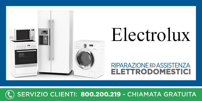 Assistenza e Riparazioni Rapide e Veloci Elettrodomestici Electrolux a Napoli, Caserta e Pozzuoli