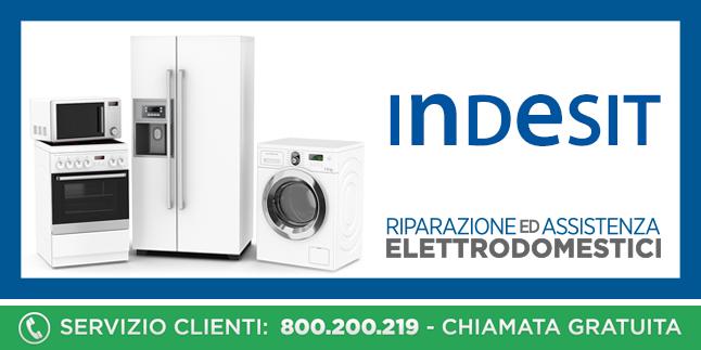Assistenza e Riparazioni Rapide e Veloci Elettrodomestici Indesit a Napoli, Caserta e Pozzuoli