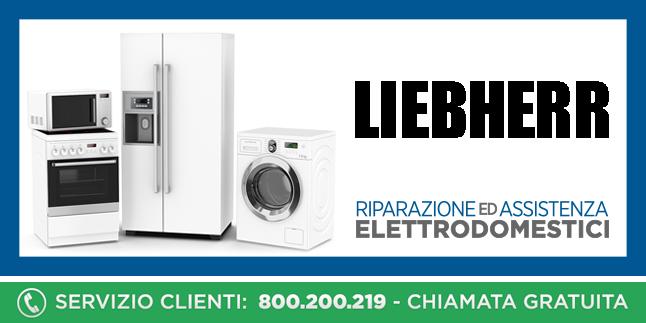 Assistenza e Riparazioni Rapide e Veloci Elettrodomestici Liebherr a Napoli, Caserta e Pozzuoli