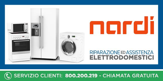 Assistenza e Riparazioni Rapide e Veloci Elettrodomestici Nardi a Napoli, Caserta e Pozzuoli