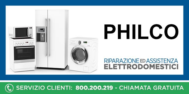 Assistenza e Riparazioni Rapide e Veloci Elettrodomestici Philco a Napoli, Caserta e Pozzuoli