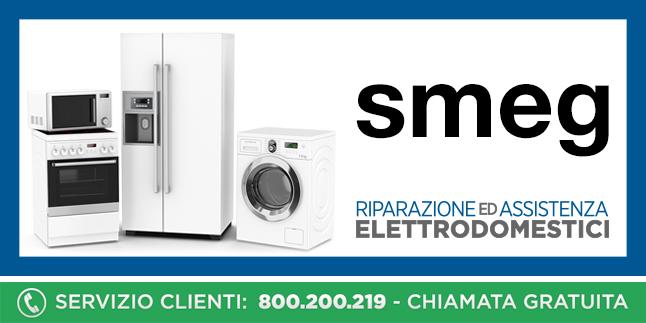 Assistenza e Riparazioni Rapide e Veloci Elettrodomestici Smeg a Napoli, Caserta e Pozzuoli