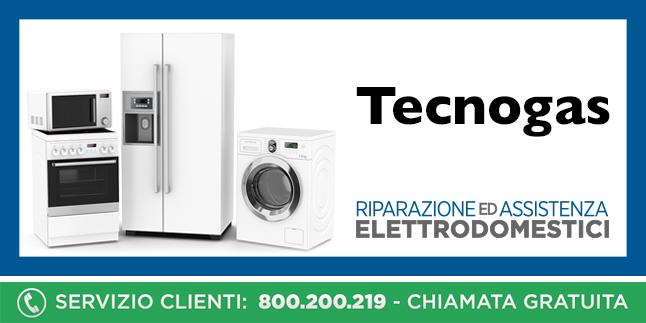 Assistenza e Riparazioni Rapide e Veloci Elettrodomestici Tecnogas a Napoli, Caserta e Pozzuoli