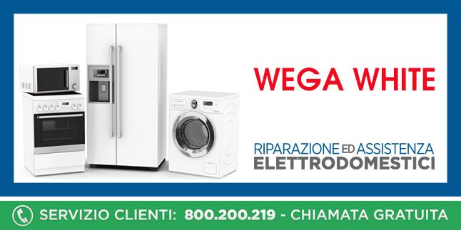 Assistenza e Riparazioni Rapide e Veloci Elettrodomestici Wega-White a Napoli, Caserta e Pozzuoli