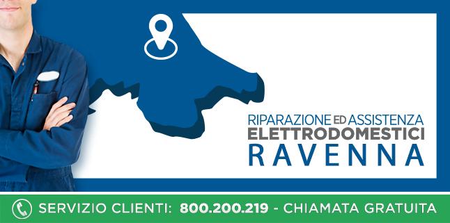 Assistenza e Riparazioni Rapide e Veloce Elettrodomestici di tutte le marche a Ravenna