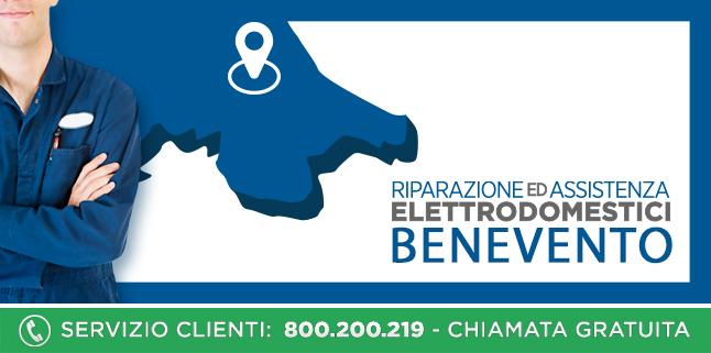 Assistenza e Riparazioni Rapide e Veloci Elettrodomestici di tutte le marche a Benevento