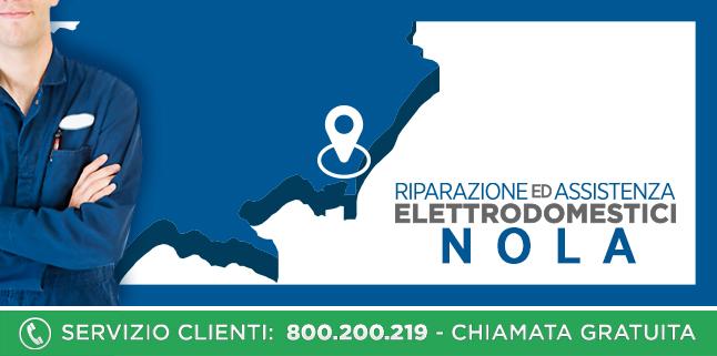 Assistenza e Riparazioni Rapide e Veloci Elettrodomestici di tutte le marche a Nola - Napoli