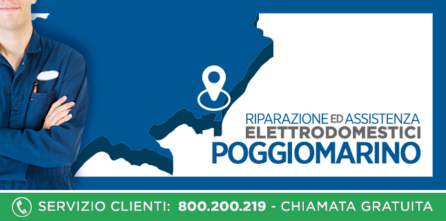 Assistenza e Riparazioni Rapide e Veloci Elettrodomestici di tutte le marche a Poggiomarino - Napoli