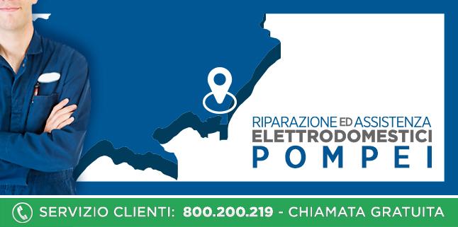 Assistenza e Riparazioni Rapide e Veloci Elettrodomestici di tutte le marche a Pompei - Napoli