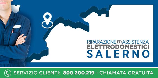 Assistenza e Riparazioni Rapide e Veloci Elettrodomestici di tutte le marche a Salerno