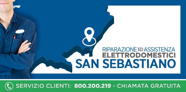 Assistenza e Riparazioni Rapide e Veloci Elettrodomestici di tutte le marche a San Sebastiano - Napoli