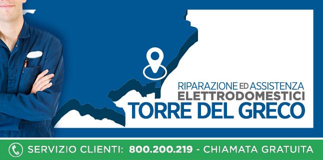 Assistenza e Riparazioni Rapide e Veloci Elettrodomestici di tutte le marche a Torre del Greco - Napoli